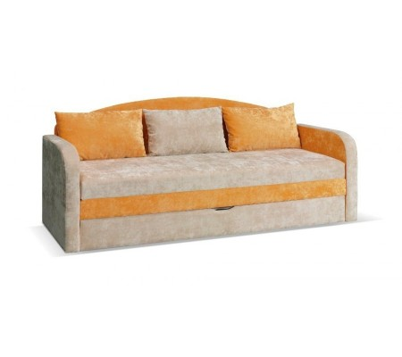 TENUS SOFA ORANGE